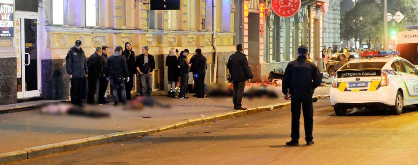 Из больницы выписали последнюю пострадавшую ДТП в Харькове: девушка лечила травмы на голове и ноге