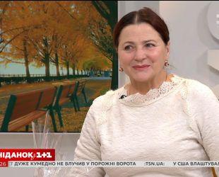 Нина Матвиенко рассказала о изнурительных тренировках и полетах наяву