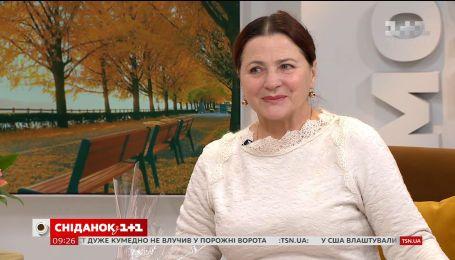 Ніна Матвієнко розповіла про виснажливі тренування та польоти наяву