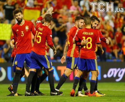 Збірну Іспанії можуть вигнати з ЧС-2018