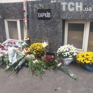Жертвами ДТП в Харькове оказались вдова и дочь погибшего АТОшника