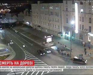 Причиной страшного ДТП в Харькове могли стать неправильно настроенные светофоры