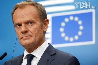 Туск попередив Європу про можливі нові атаки після отруєння Скрипаля