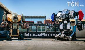 США против Японии: прошла первая в мире битва роботов-гигантов