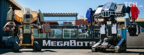 США проти Японії: відбулася перша у світі битва роботів-гігантів