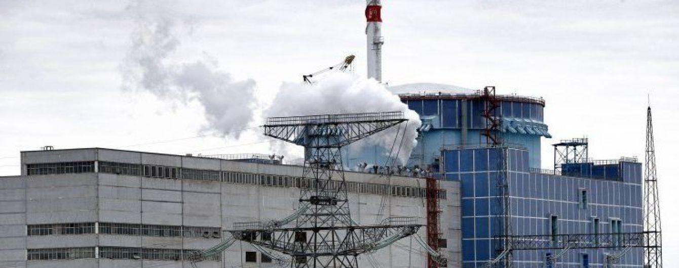 На Хмельниччині відключили другий енергоблок атомної електростанції