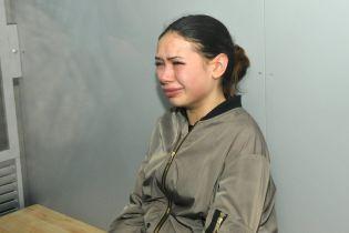 Опиаты, слезы и заявление Зайцевой: как избирали меру пресечения подозреваемой в харьковском ДТП