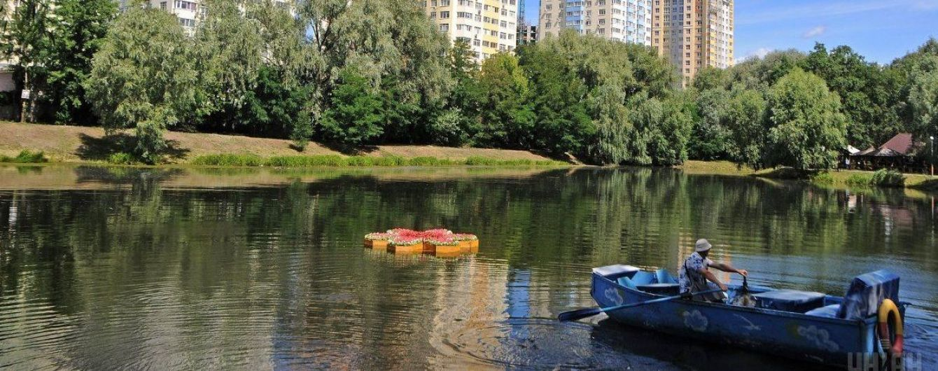 В одній із львівських водойм знайшли труп чоловіка