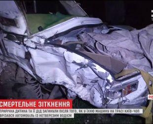 П'яний водій спричинив смертельне ДТП на трасі Київ-Чоп