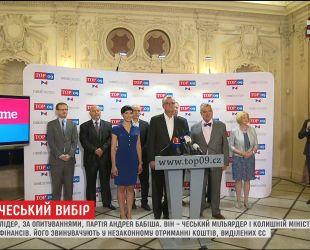 По прогнозам, в парламент Чехии пройдут как проевропейские, так и пророссийские кандидаты