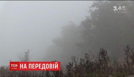 В зоне АТО украинские военные держат оборону едва ли не вслепую