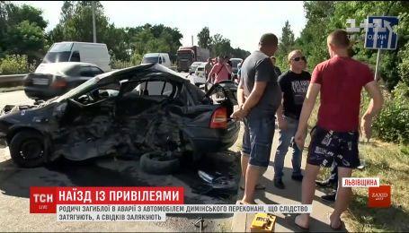 Родичі вбитої автівкою Димінського дівчини заявляють про непрозоре слідство справи