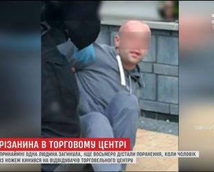 27-річний хлопець із ножем напав на відвідувачів магазину в Польщі, загинула жінка