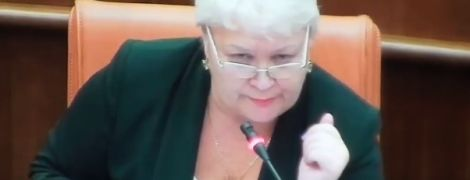 """У Росії глава комітету з культури обізвала депутата """"г*ндоном нещасним"""" і зажадала, щоб він """"стежив за базаром"""""""