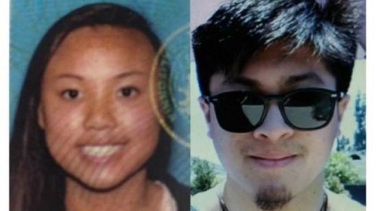 У США зникла пара туристів вчинила самогубство