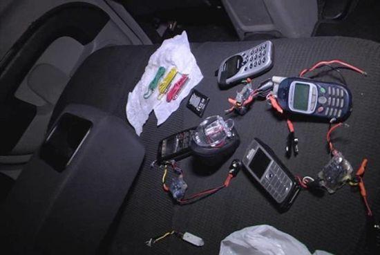 На Одещині затримали капітана ЗСУ, який торгував замаскованою під телефон вибухівкою