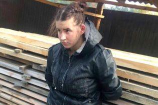 Похитительнице младенца объявили о подозрении