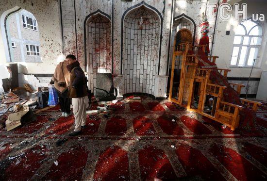 В Афганістані суттєво зросла кількість жертв терактів та нападів на військових