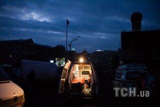 У Києві прорвало теплотрасу й залило окропом магазин, у якому ледве не загинули три людини