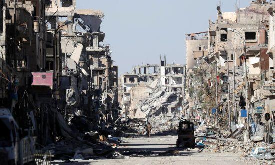 У Сирії армія завдала удару, є загиблі