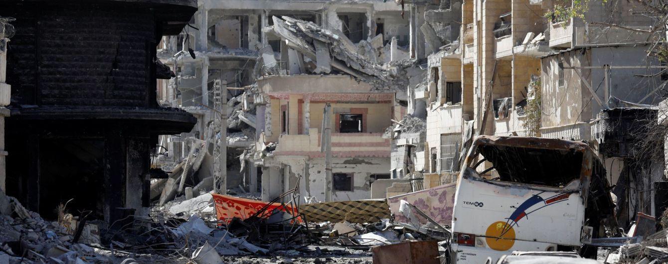 """Російська армія оголосила про повне звільнення Сирії від """"Ісламської держави"""""""