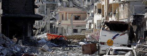 Міноборони РФ заявило, що США стерли Ракку з лиця землі, як Дрезден 1945-го