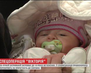 Активність небайдужих та дівчачі теревені допомогли поліції знайти викрадену в Києві дитину
