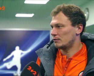 Андрей Пятов о ничье в матче с Динамо: Это была хорошая боевая игра