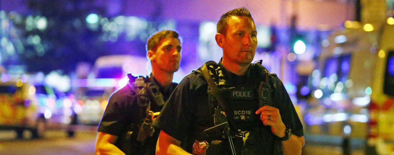 В результате давки в лондонском метро пострадали 16 человек