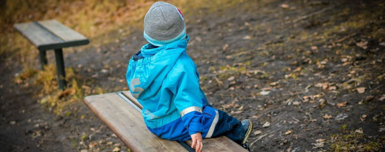На Донеччині п`яний вітчим загубив п`ятирічну дитину
