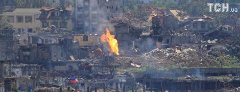 """Повторили долю сирійської Ракки. Філіппінське місто зруйновано після боїв із """"ІД"""""""