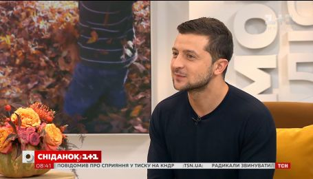 """Владимир Зеленский рассказал о втором сезоне """"Слуги народа"""""""