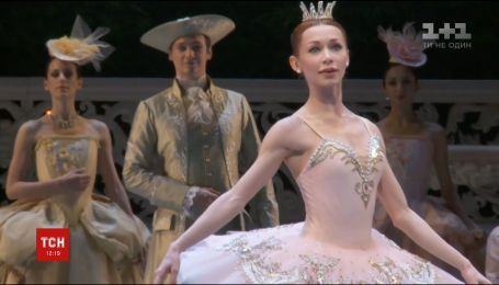 Эксклюзивное интервью ТСН дала звезда берлинского балета Яна Саленко