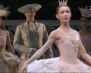 Ексклюзивне інтерв'ю ТСН дала зірка берлінського балету Яна Саленко