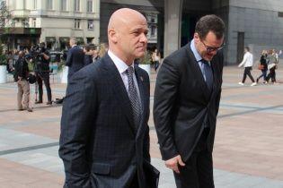 Обыски у мэра Одессы связаны с двумя делами - НАБУ
