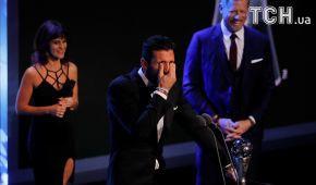 Буффон виграв дебютну нагороду Найкращому голкіперу світу