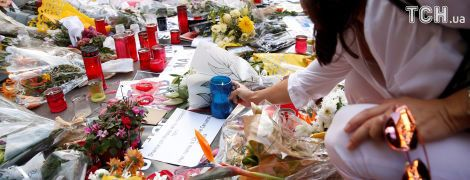 Флаги, цветы и ручки: тысячи мальтийцев вышли на улицы после убийства журналистки