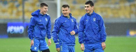 Збірна України зіграє товариський матч з Італією