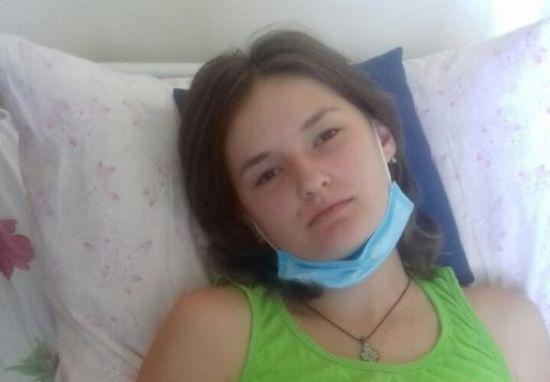 Рідні Насті просять врятувати життя дівчини
