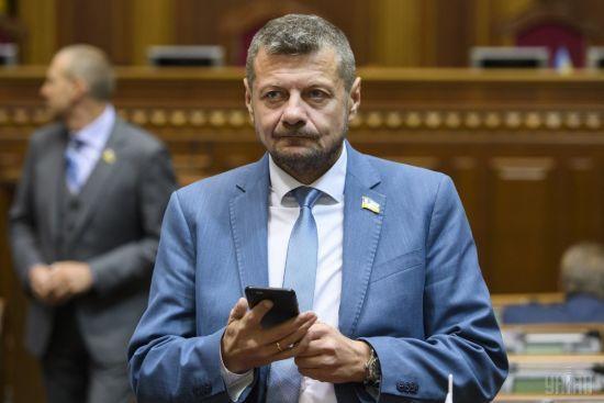 У Києві вчинили замах на Мосійчука - прес-служба