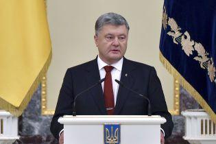 Порошенко запевнив, що найгірше в українській економіці вже позаду