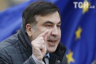Саакашвили второй раз отказали в признании беженцем в Украине