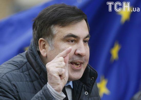 Саакашвілі вдруге відмовили у визнанні біженцем в Україні