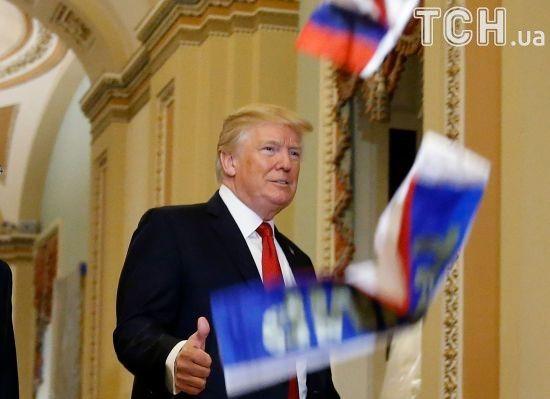 """Трамп вважає """"загальновизнаним"""" фактом відсутність змови між його президентською кампанією і РФ"""