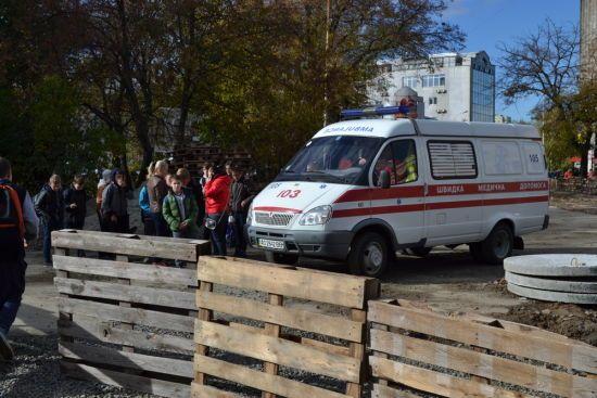 """Збільшилася кількість дітей, постраждалих внаслідок """"газової атаки"""" в Ужгороді"""
