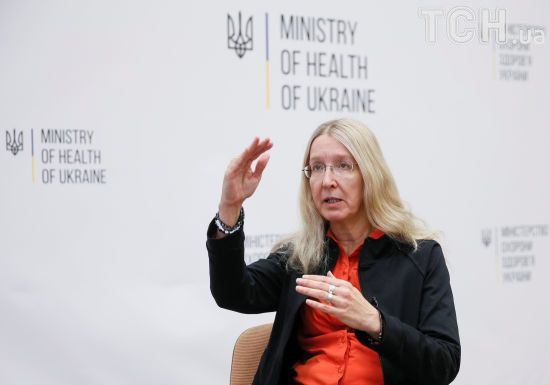 В Україні від початку року на кір захворіла 1 тис. 285 осіб