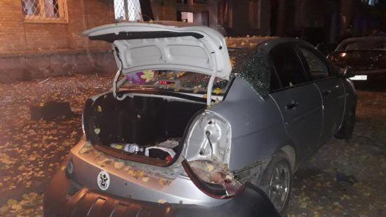 Унаслідок вибуху у Києві загинув помічник-охоронець Мосійчука