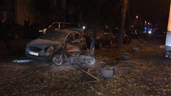 Водій Мосійчука розповів ТСН подробиці замаху на нардепа