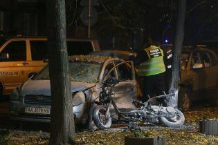 """Карети """"швидкої допомоги"""" та журналісти: опубліковано відео перших хвилин після теракту проти Мосійчука"""