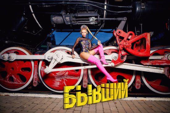 """Полякова зняла партнера з """"Танців з зірками"""" в новому гостросюжетному кліпі"""